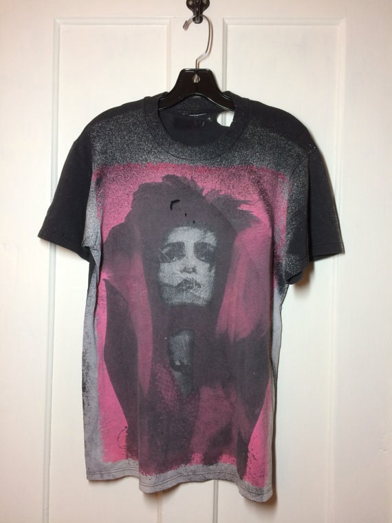 Siouxsie and the Banshees destroyed full print t-shirt