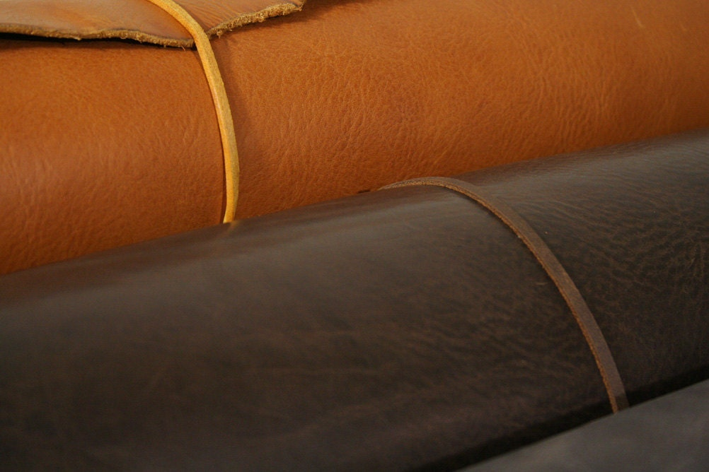 High quality leather used by Pinegrove Leather