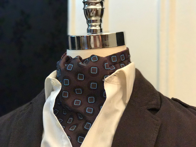 Tenth Doctor Inspired Cravat