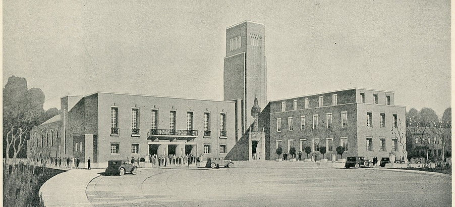 Hornsey Town Hall Arts Centre, Crouch End, North London