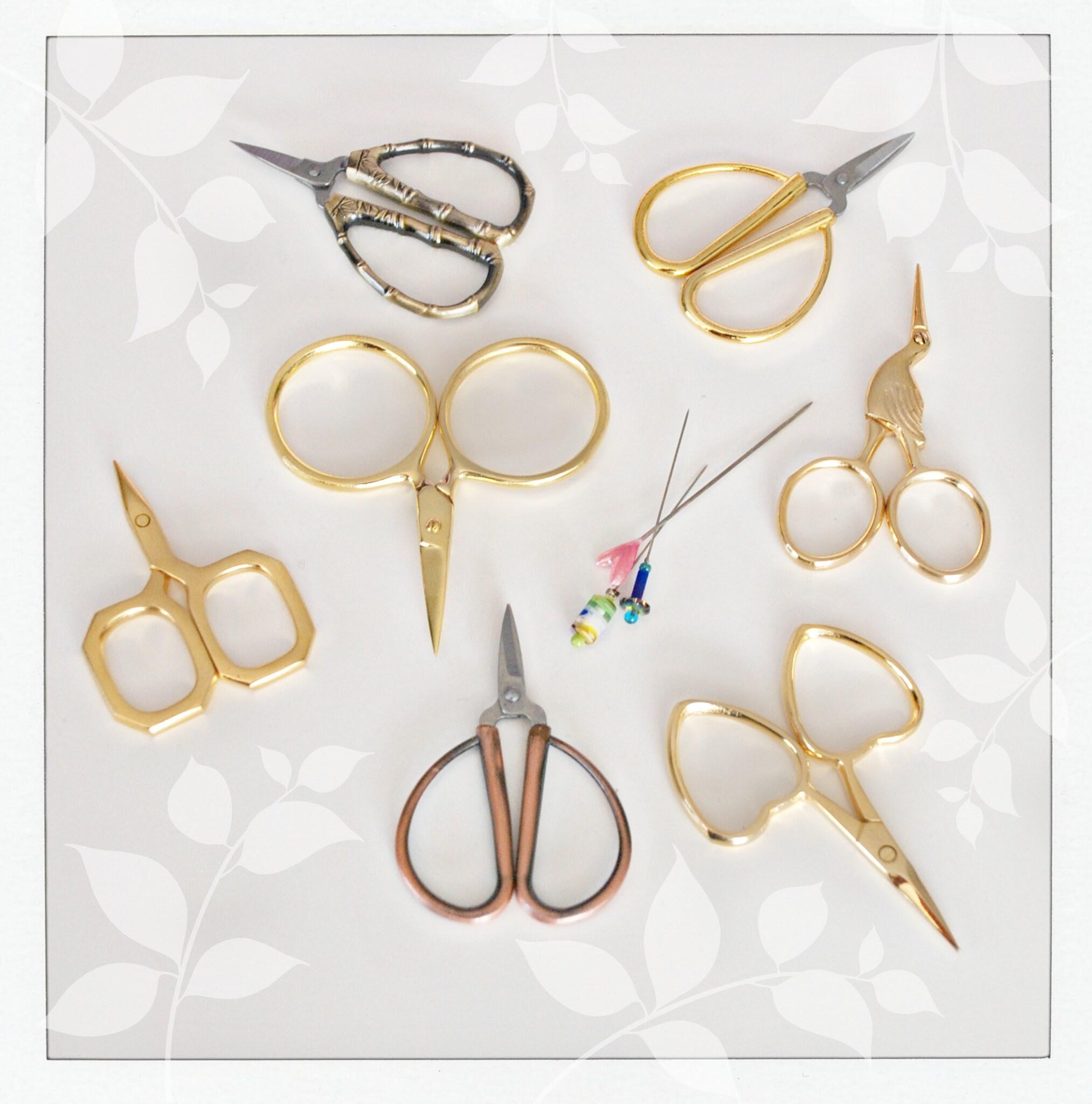 Appliques Mini Scissors