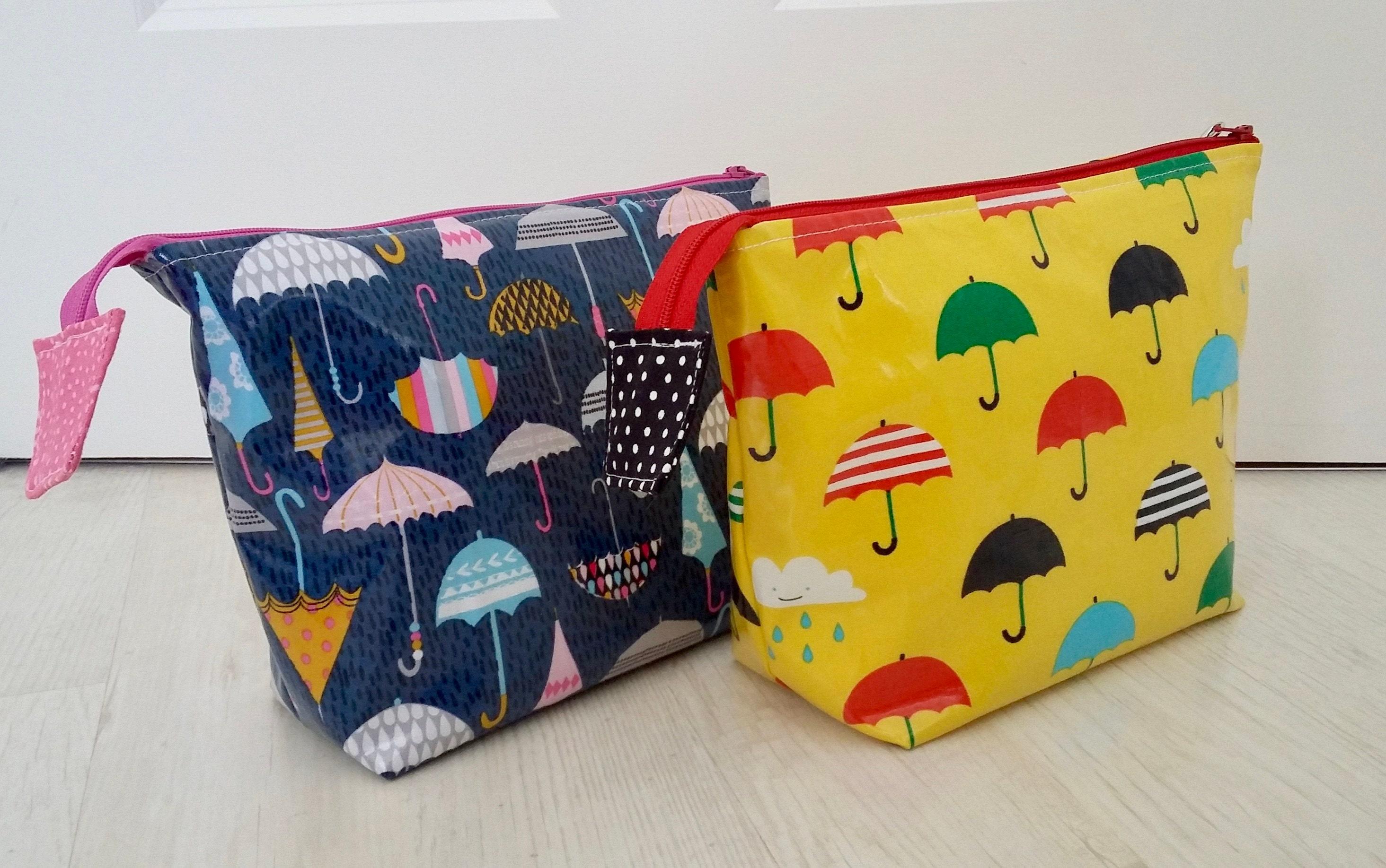 Umbrella wash bags
