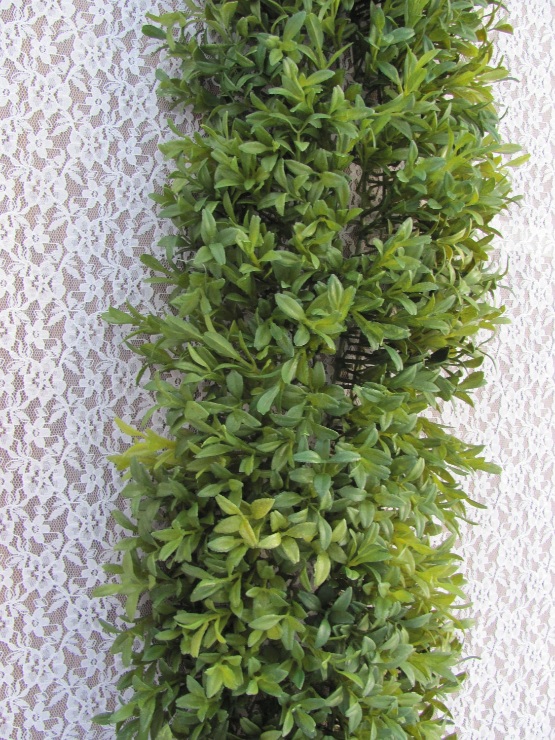 Tea Leaf Garlands Foilage is Ideal for Wedding Decor