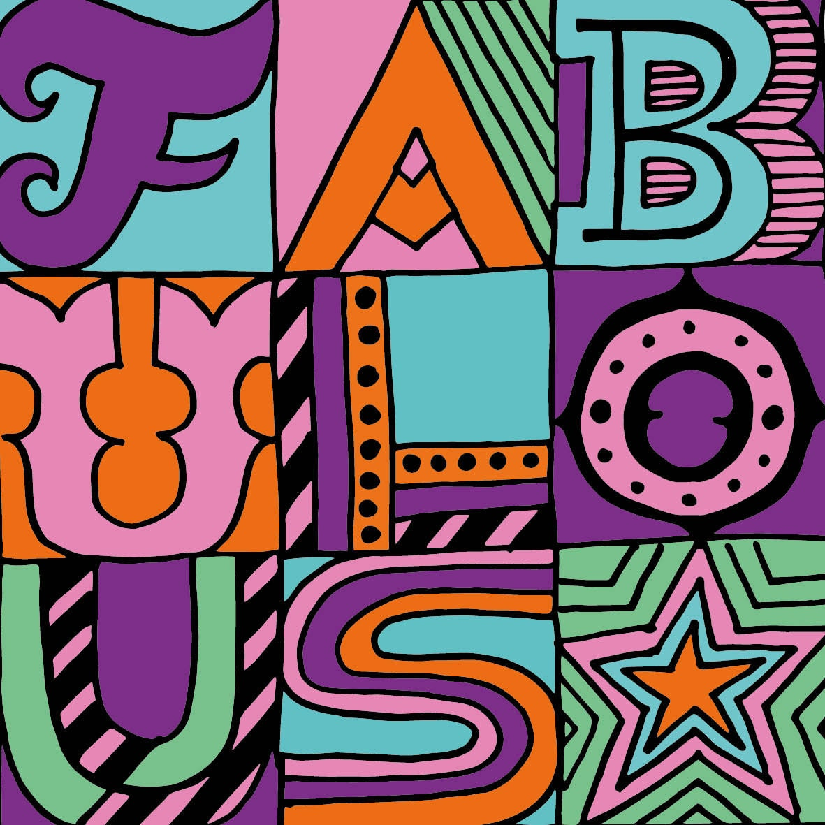 365 days of type fabulous