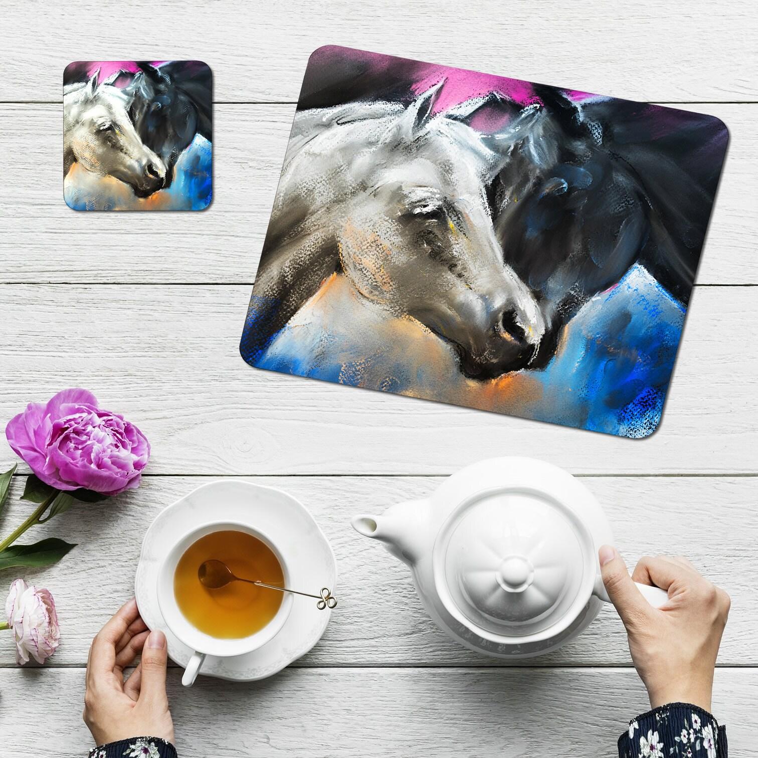 Arab Horse tabelware