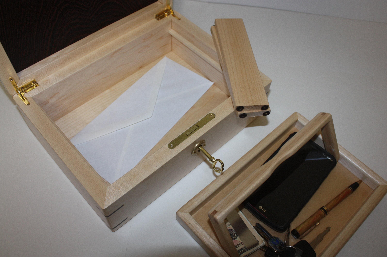Handcrafted Keepsake Box