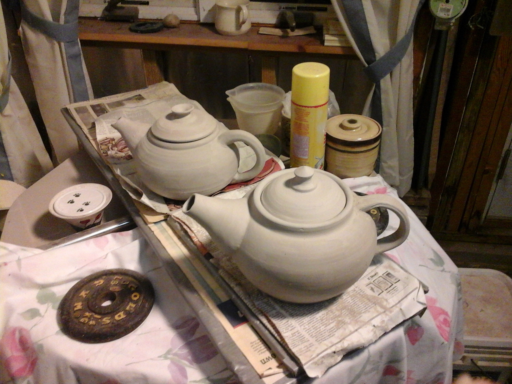 The Tea Pots