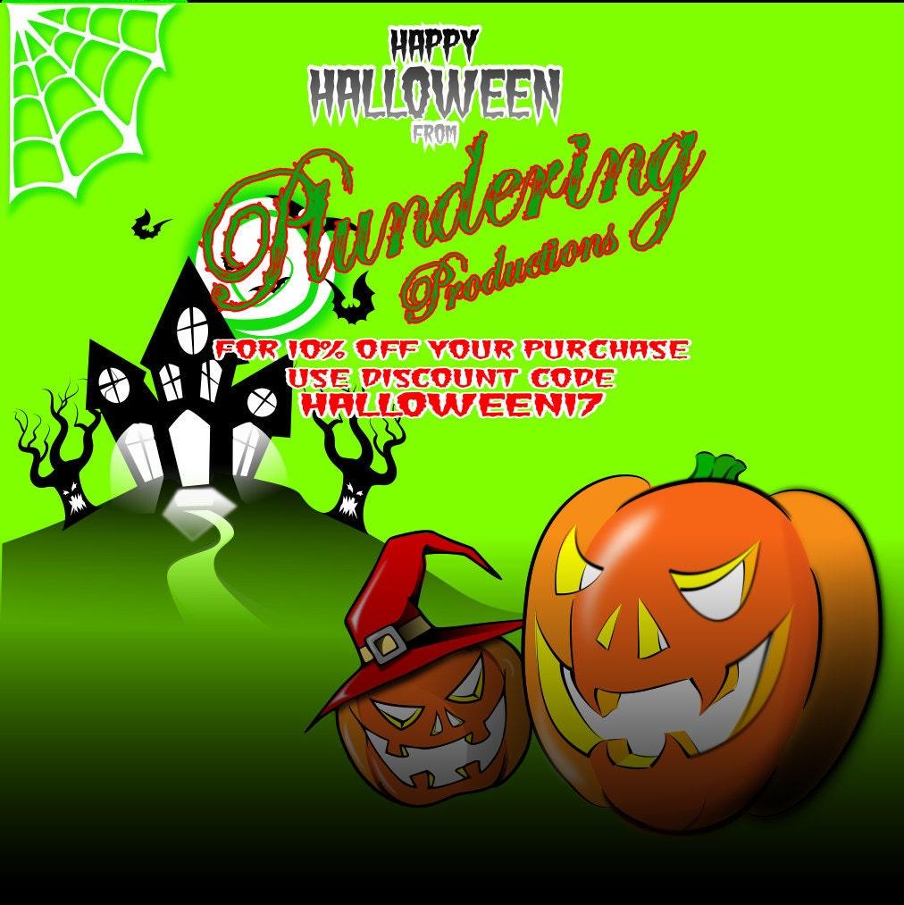 Halloween Percentage Offer