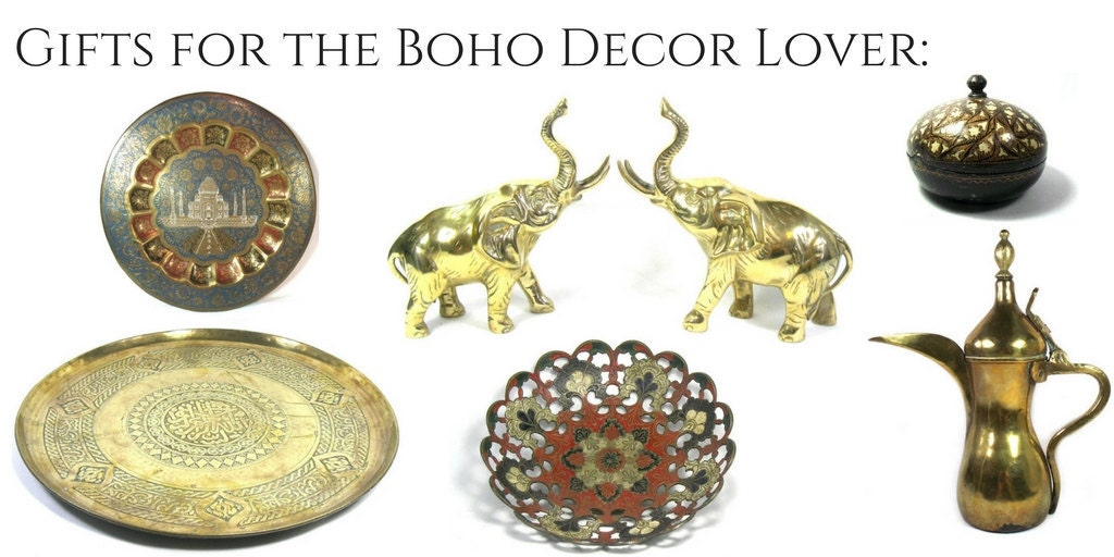 Gifts for boho decor lovers from Suki and Polly