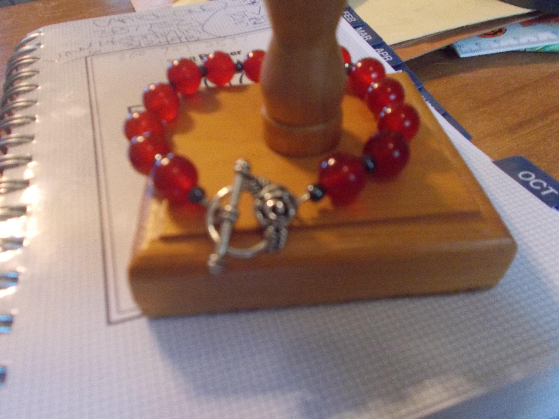 Red Jade Bracelet