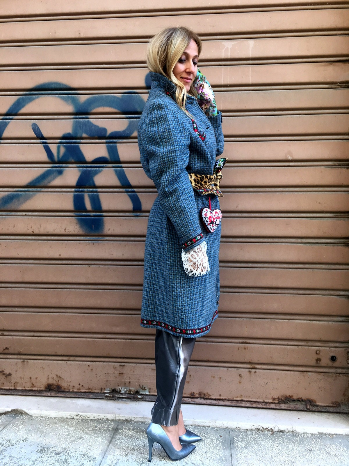 LOLA DARLING Tirolo Coat