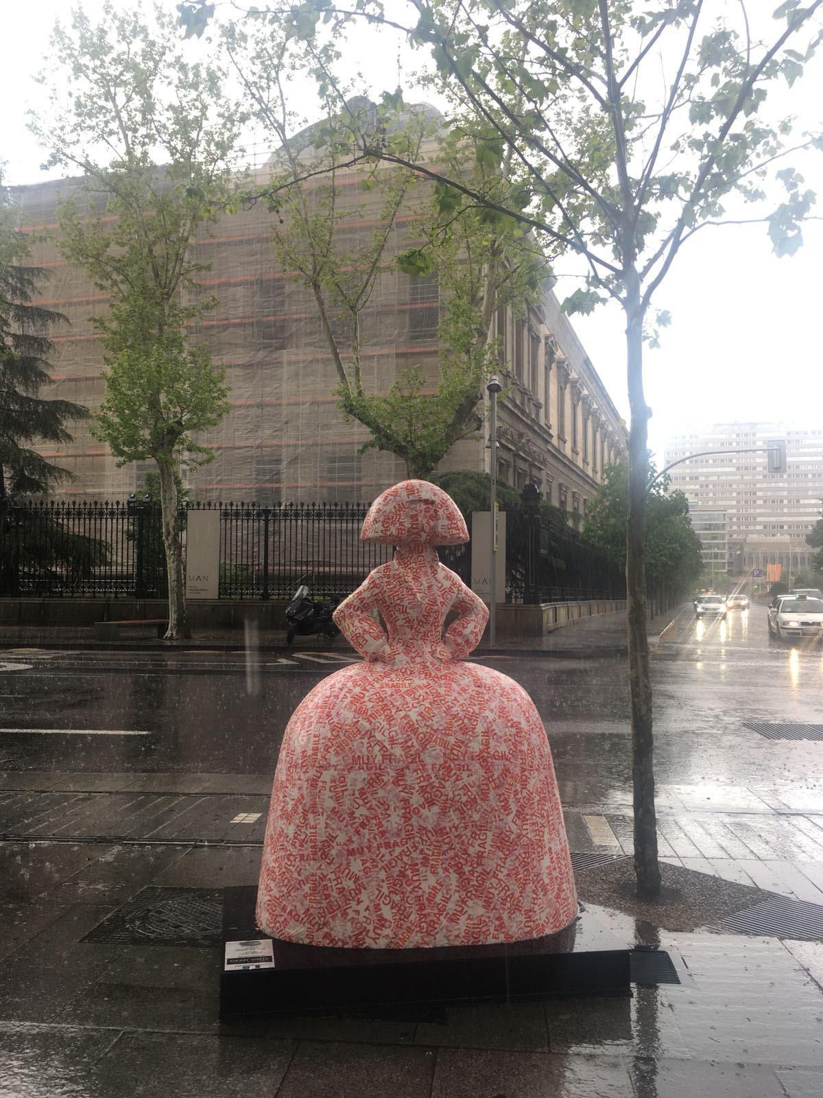 Menina Madrid Serrano Laura Ponte Pecora Madrid Moda Joyería Personalizado