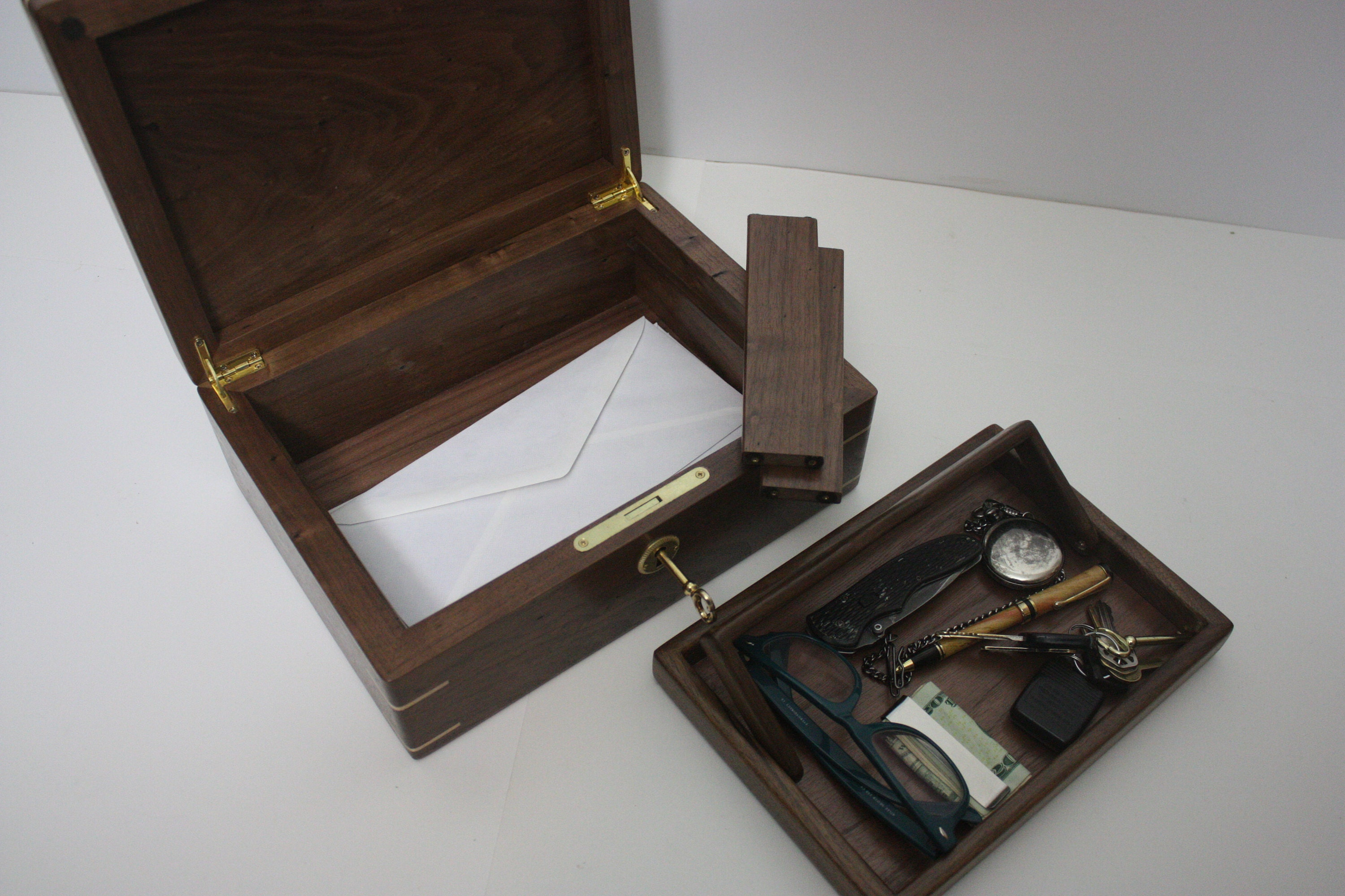 Mens Valet Box