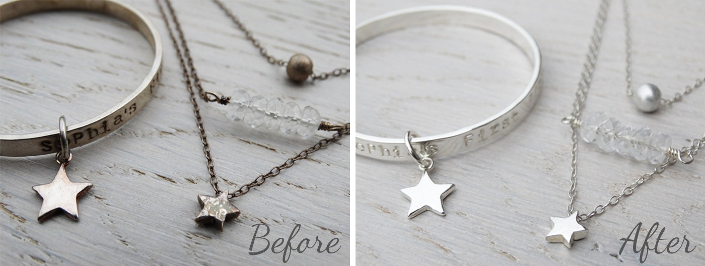 Cleaning Your Sterling Silver Jewellery