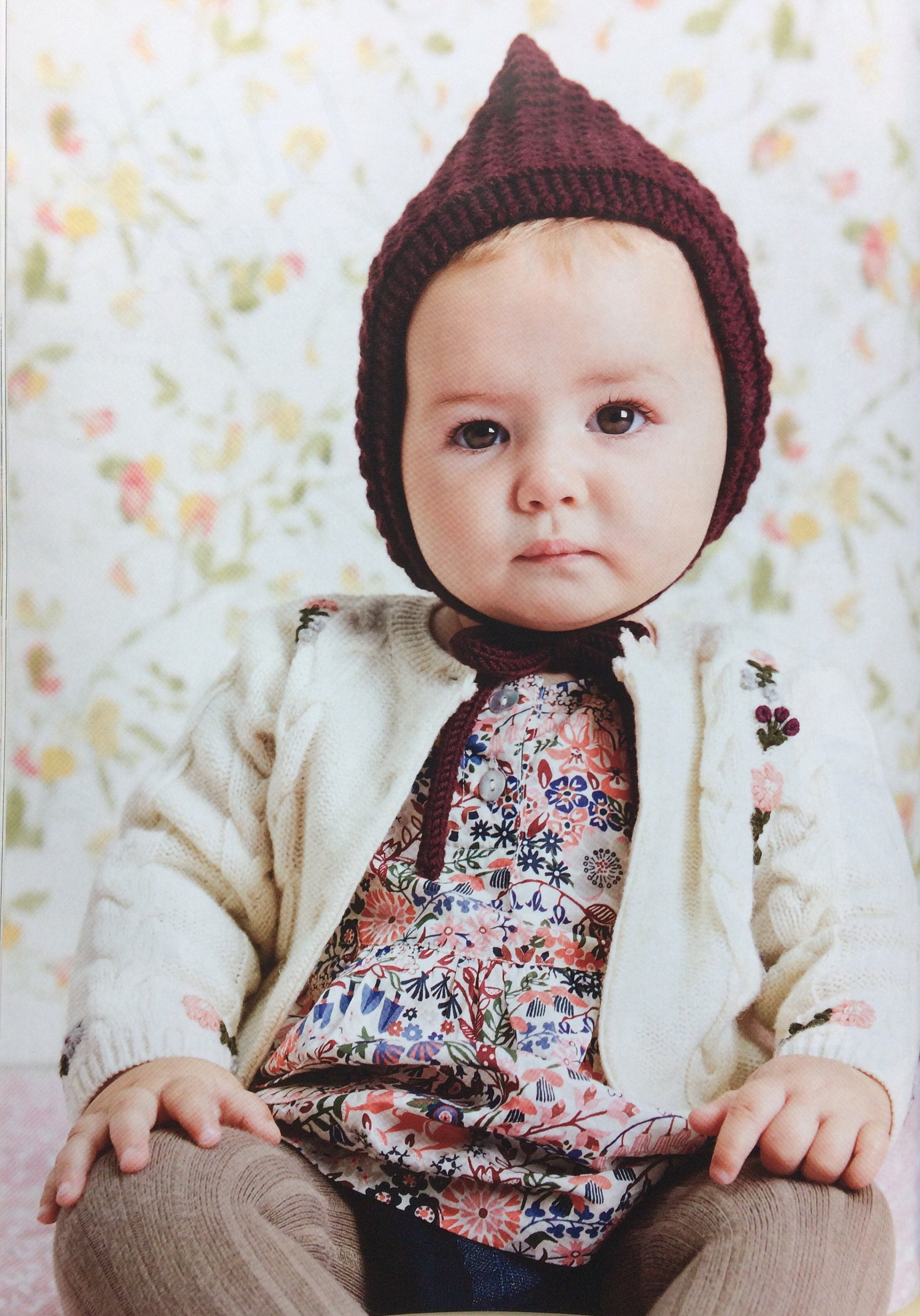 Woollywonder Knits featured in Baby London Magazine