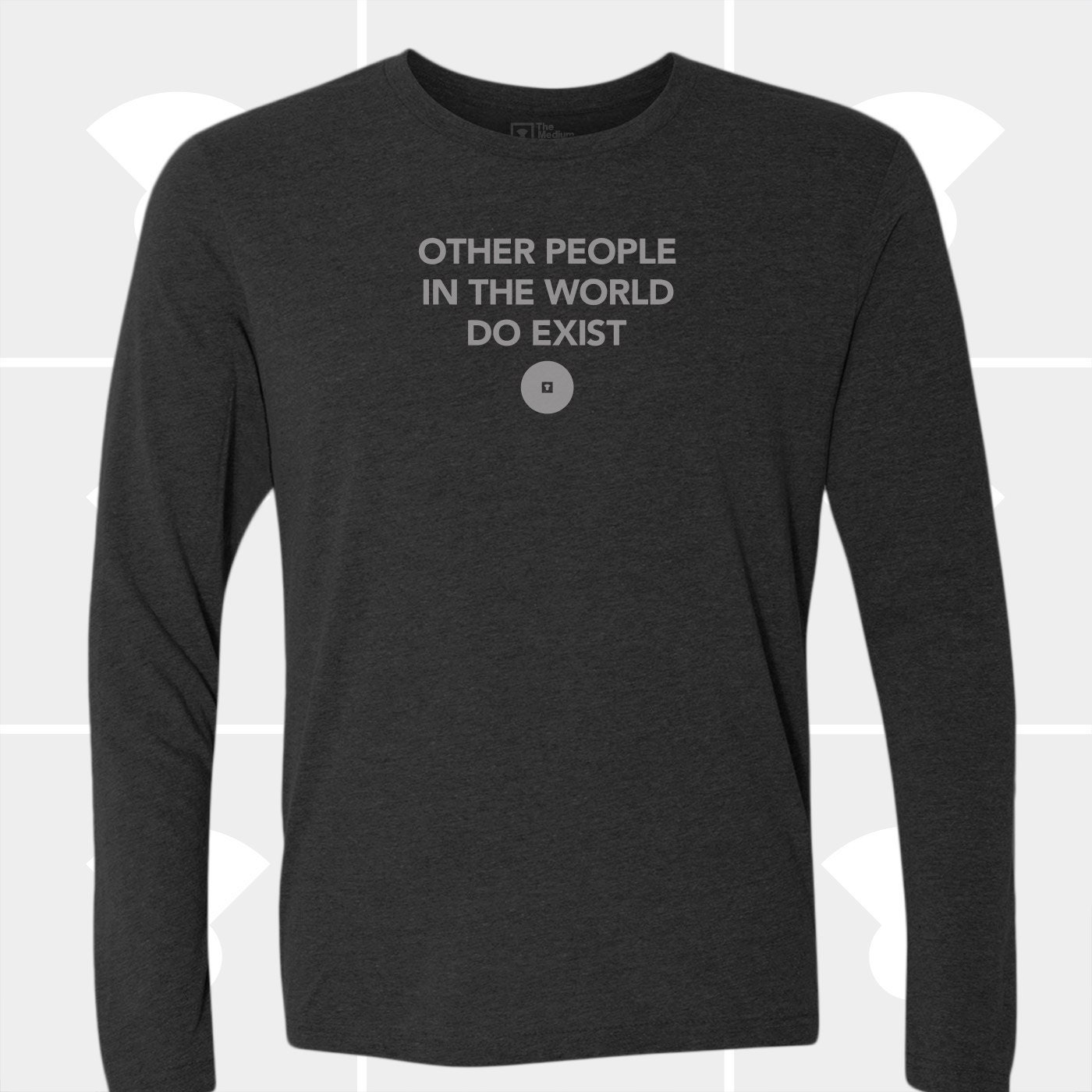 OTHER PEOPLE LONG SLEEVE TSHIRT