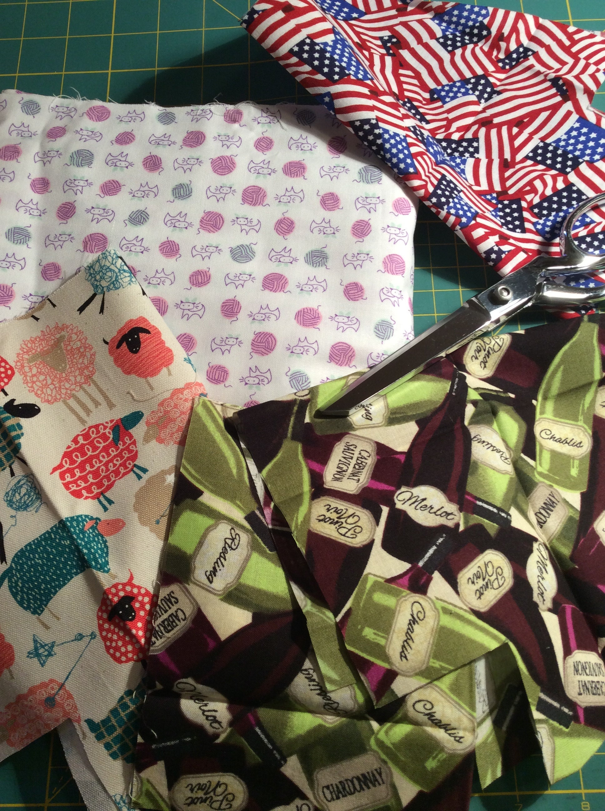 New bag fabrics