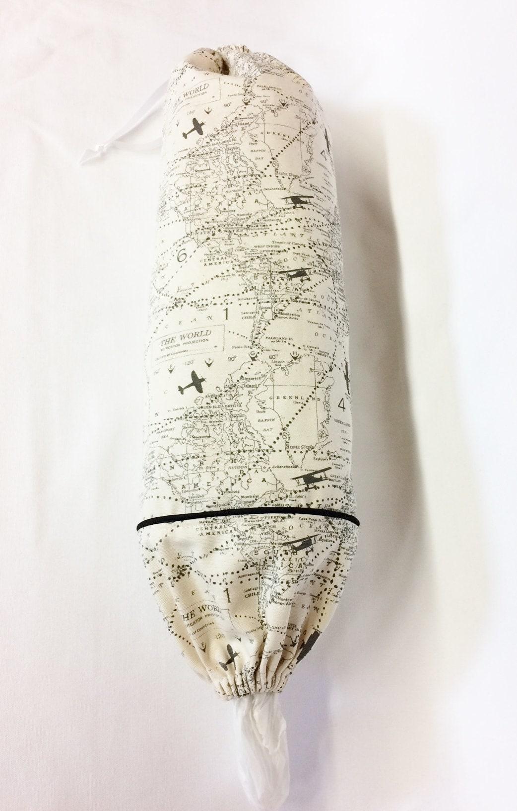 GiftsandHomeDecorUS Airplane Plastic bag holder