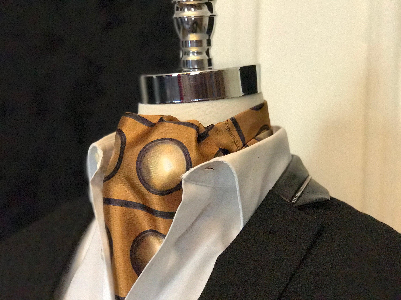 Dalek Inspired Cravat