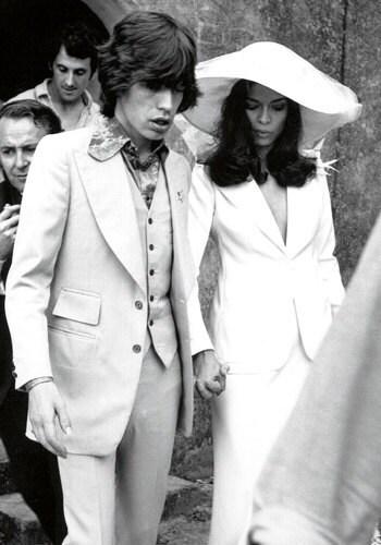 BIANCA JEGGER, 1971