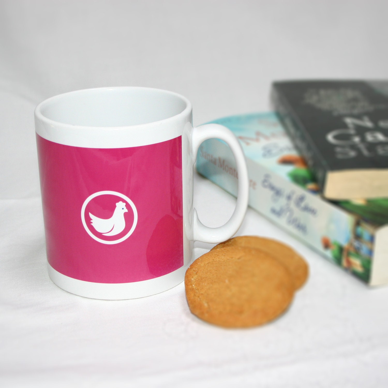 ChickenPink Classic Mug - Pink