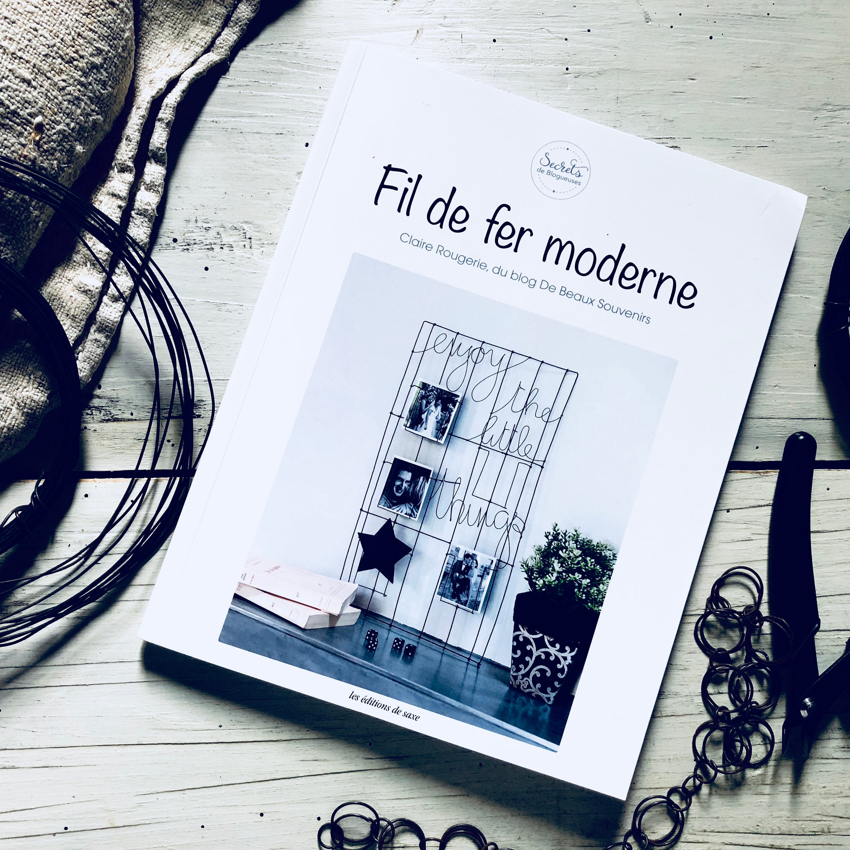 Fil de fer moderne, Editions de Saxe, octobre 2017