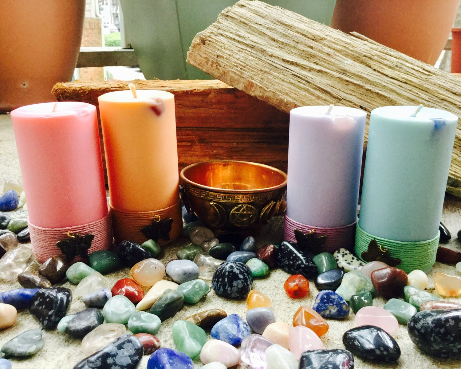 Ostara Array for your Altar