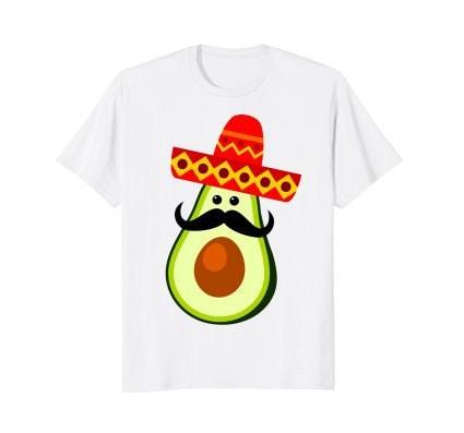 Señor Avocado shirt