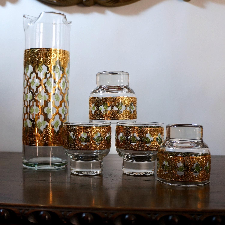 Dating culver glassware