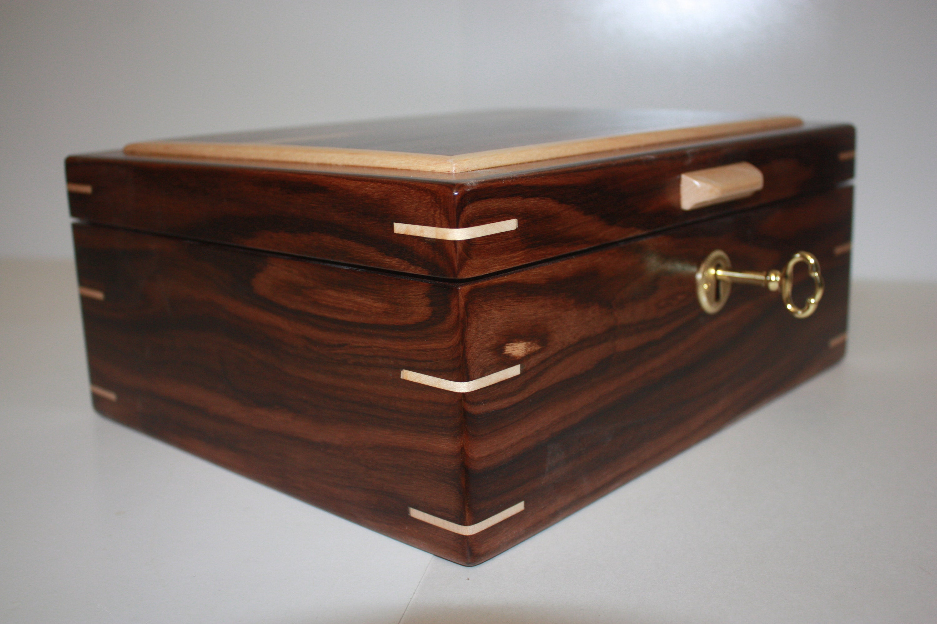 Locking Humidor For Sale
