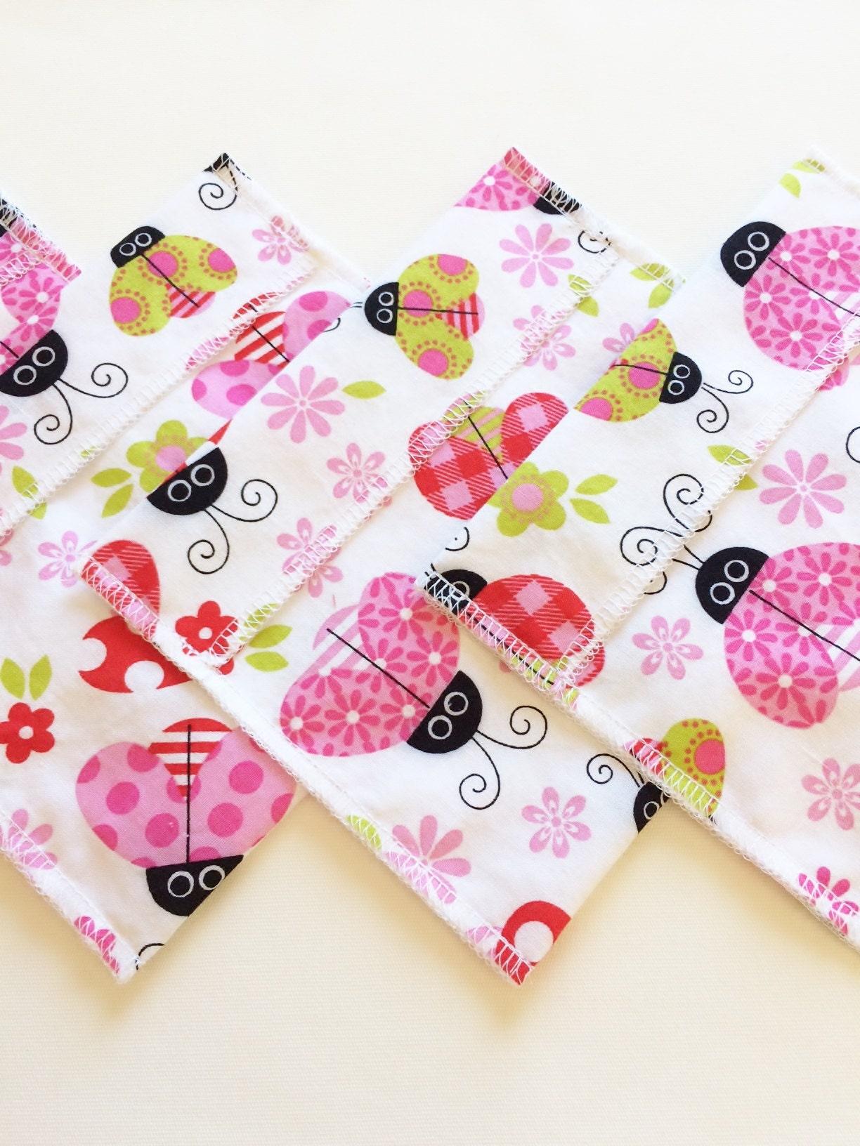 GiftsandHomeDecorUS Ladybug Snack Bags