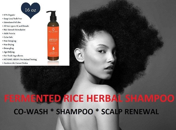 Fermented Rice Shampoo