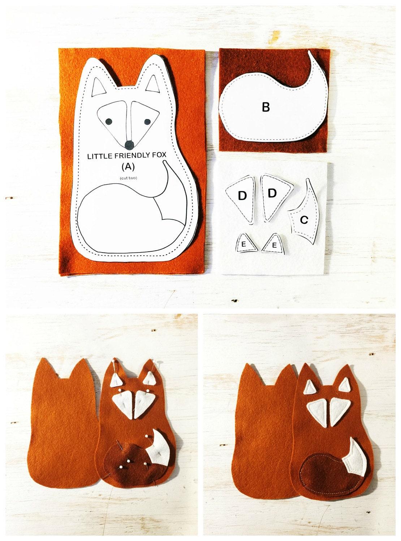 fox instructions