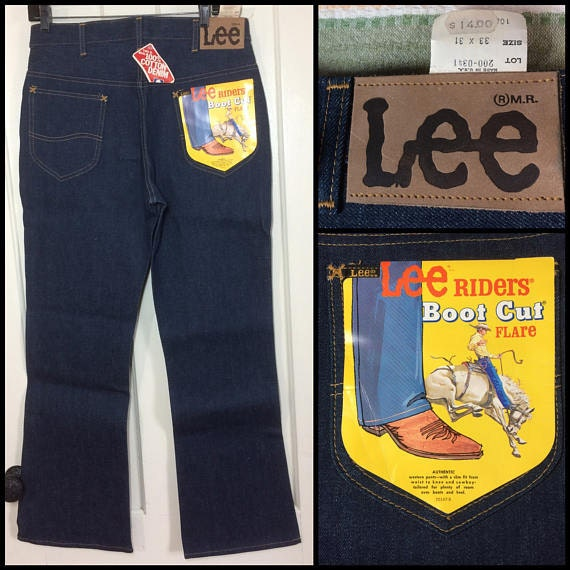 deadstock Lee Riders NWT NOS