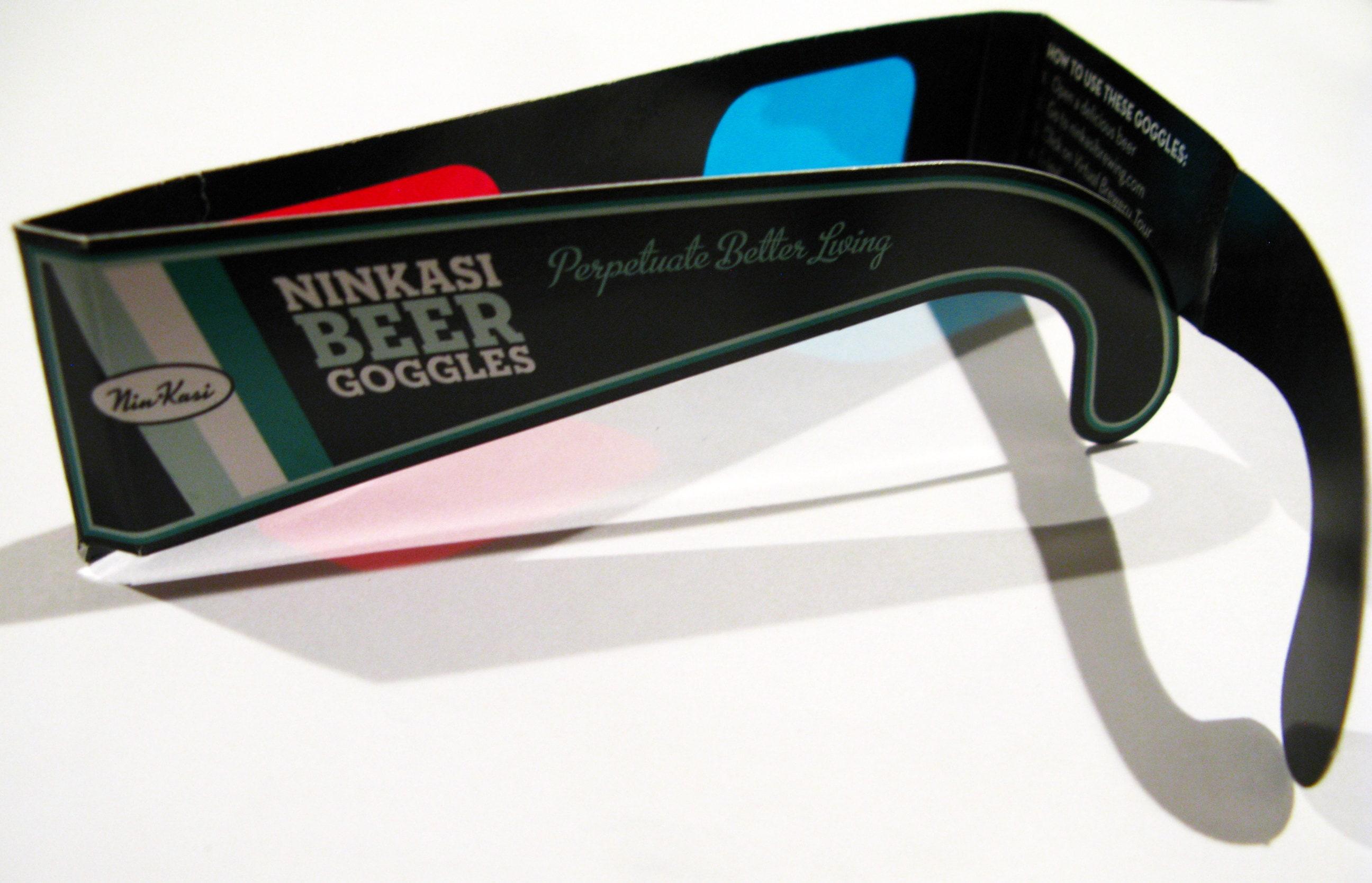 Ninkasi Beer Goggles