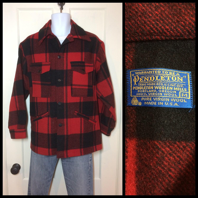 Vintage Pendleton jacket size M