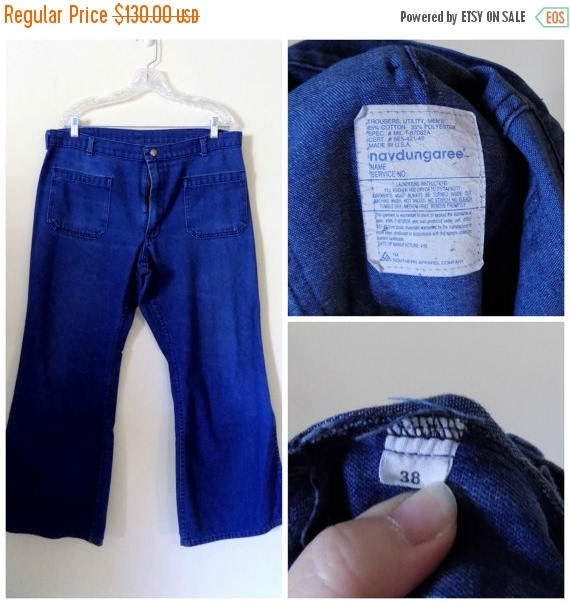 60s Navdungaree Jeans