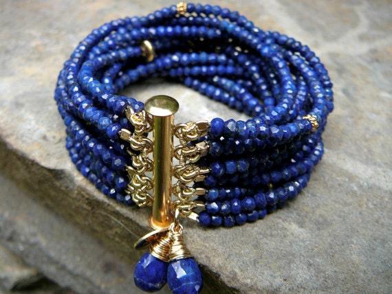 Lapis Bracelet Pearl, Lapis Bracelet, Lapis Lazuli, Lapis Lazuli Jewelry, Lapis Bracelet, Lapis Lazuli Bracelet, Blue Jewelry, Blue Bracelet