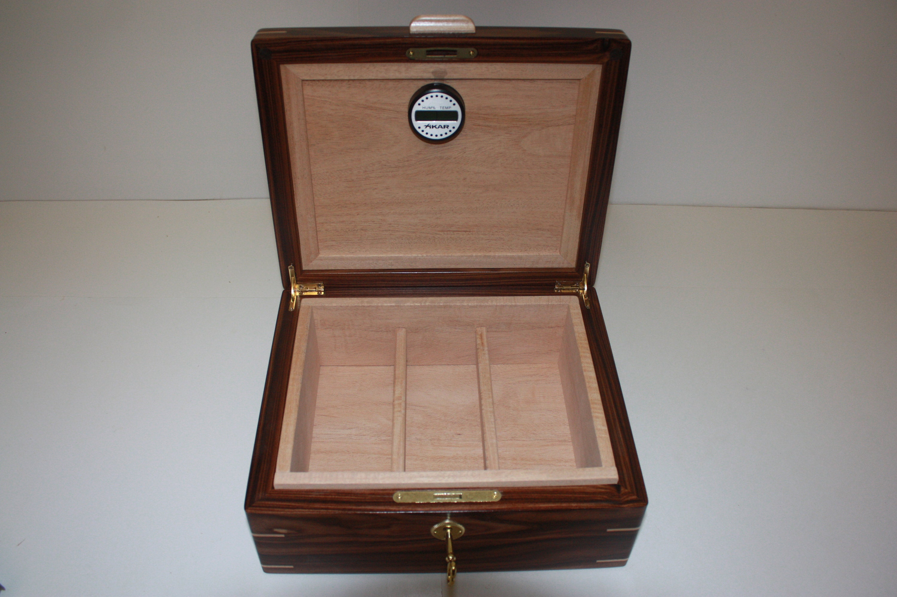 Mahogany Lined Humidor For Sale
