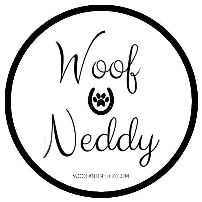 Woof & Neddy round logo