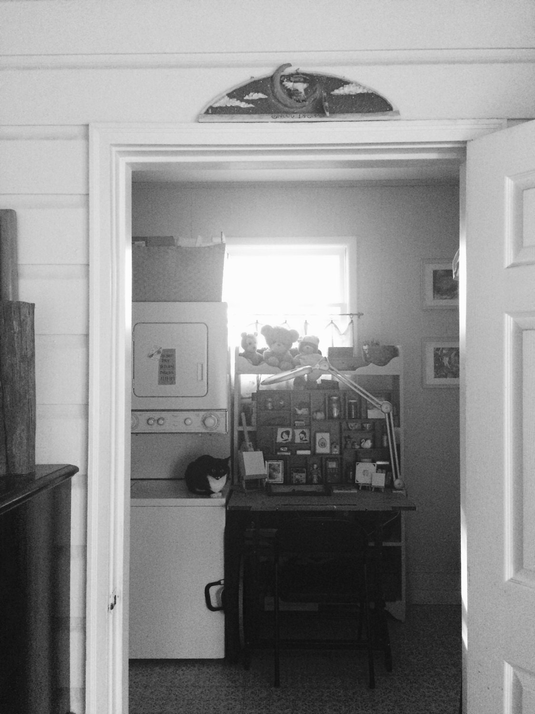 Open studio with Hope
