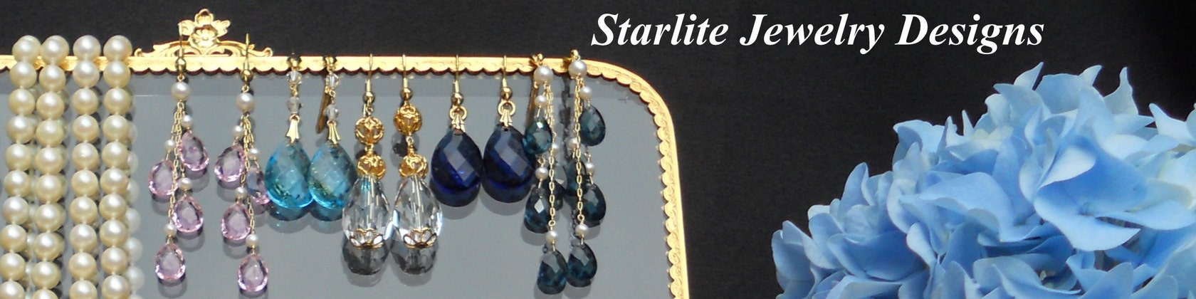 Welcome to Starlite Jewelry Designs by starlitedesigns on Etsy
