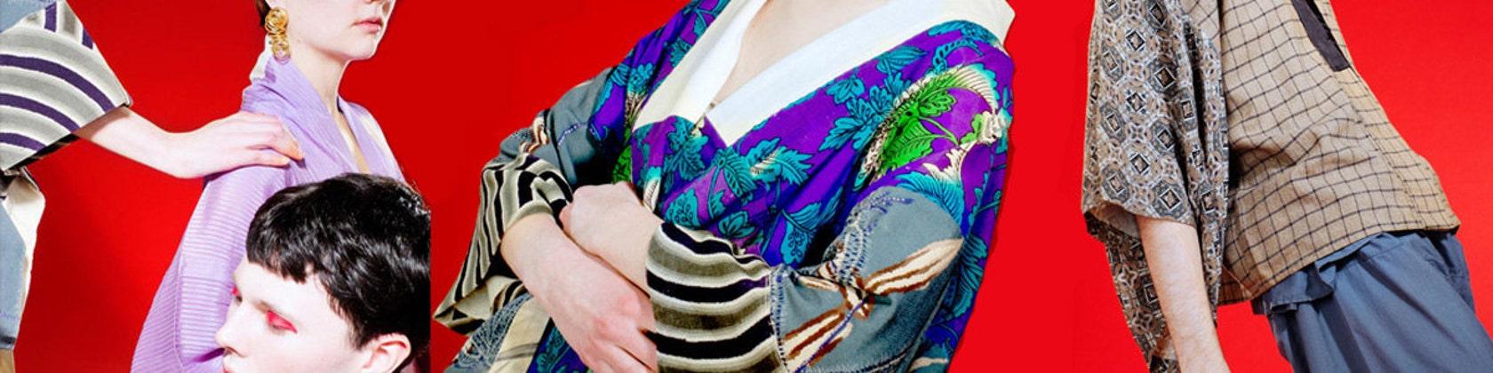Kimonos original Japanese vintage Kimonos by kimonomonoBerlin