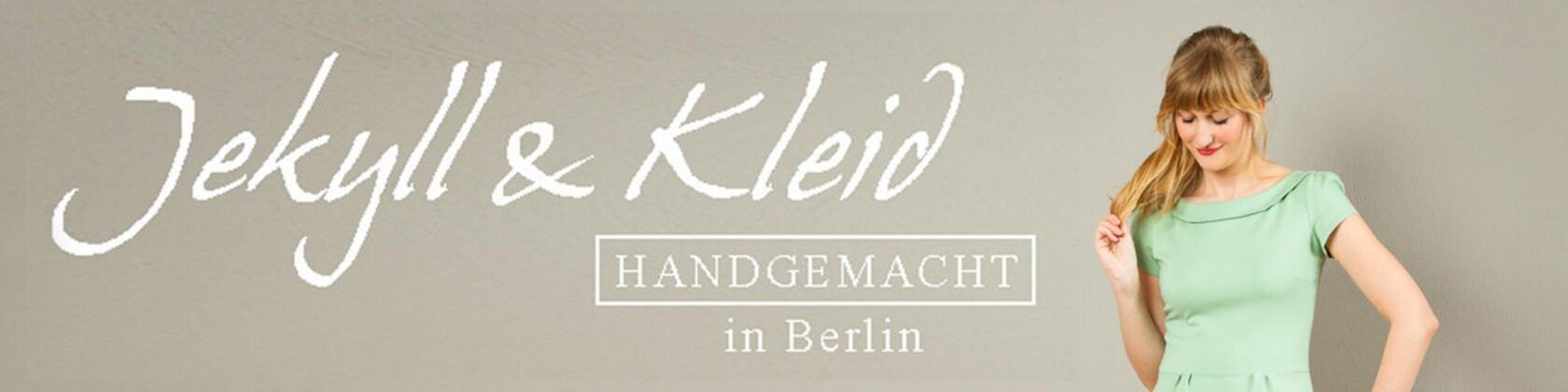 Berliner Modelabel von jekyllundkleid auf Etsy
