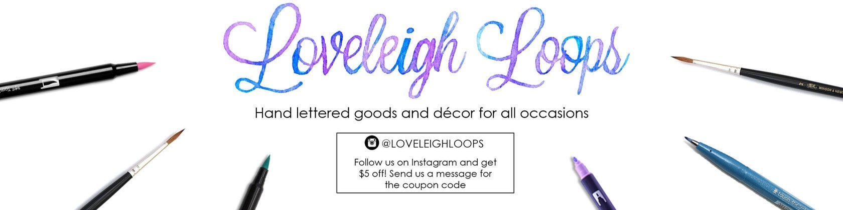 Hand lettered goods calligraphy workbooks by loveleighloops loveleighloops fandeluxe Image collections