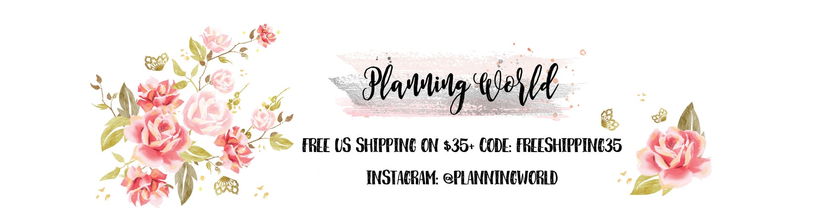 Planning world by planningworld on etsy planningworld fandeluxe