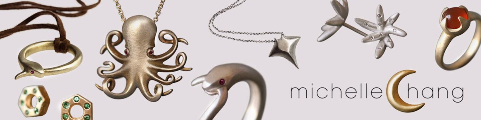 Michelle Chang Jewelry von MichelleChangJewelry auf Etsy