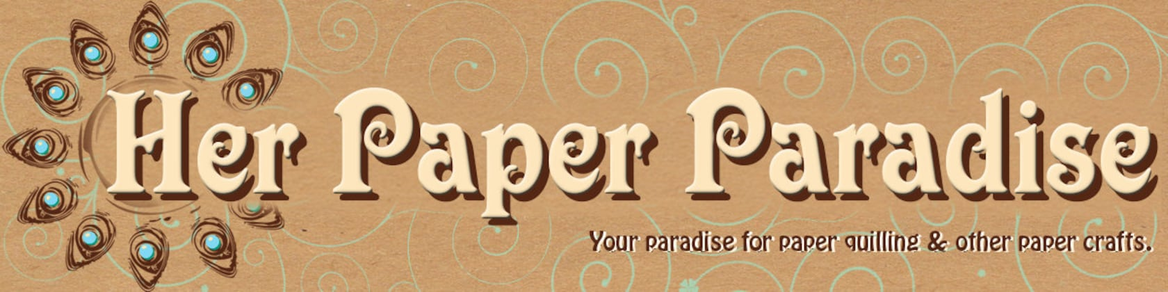 Paper quilling jewelry and accessories by herpaperparadise for Jewelry supply colorado springs