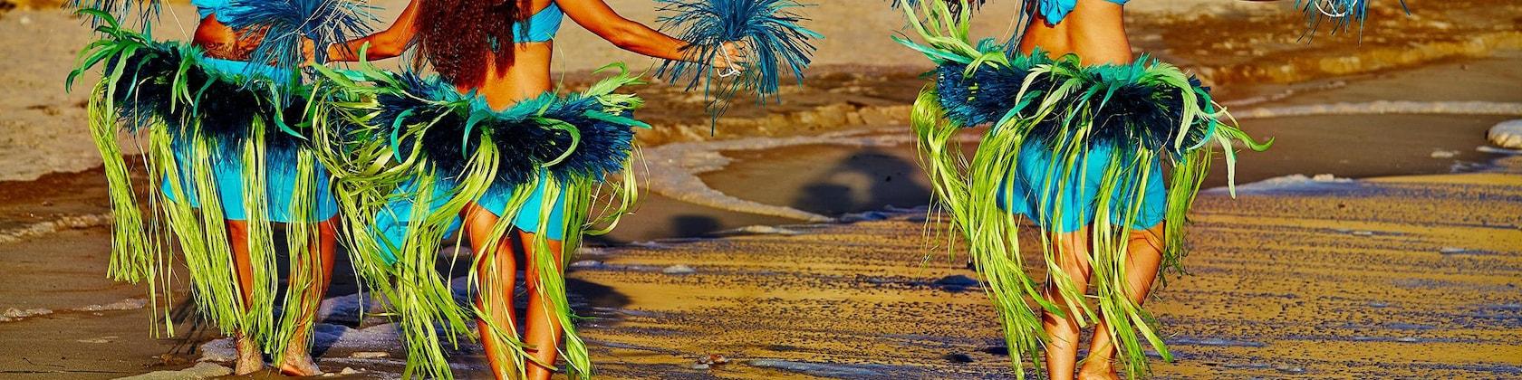 IslandManaDesigns Custom Polynesian Dance