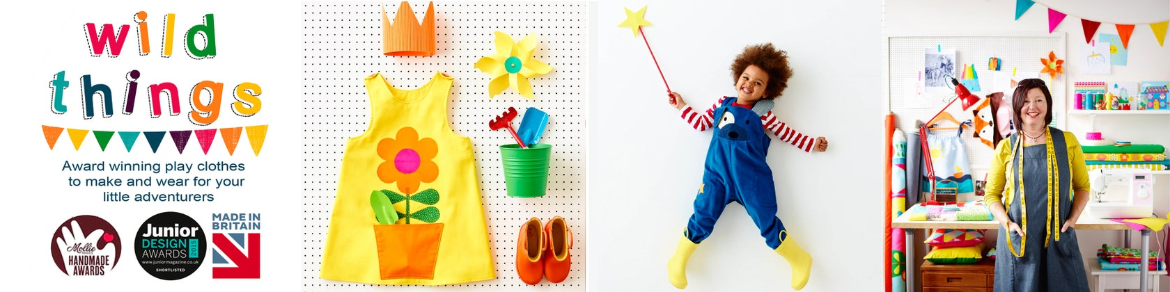 Girls Boys & Baby Play Clothes by Wild Things von wildthingsdresses